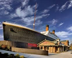 titanic museum attractions goingplacesnearandfar s