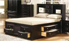 Bed Frames Storage Storage Bed Coaster King Size Storage Bed In