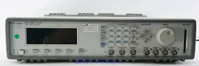 pattern generator keysight keysight agilent 81110a pulse pattern generator buy keysight