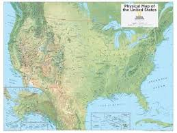 map us geographical maps us map physical us physical map america map geography
