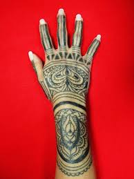 25 impressive wedding band tattoos creativefan