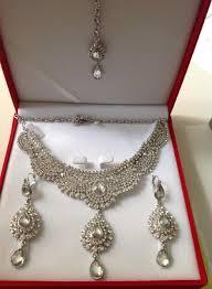 parure mariage pas cher parure indienne argent mariage au royaume du bijou