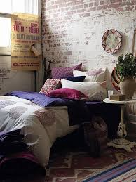 20 modern bedroom designs with exposed brick walls rilane