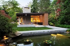 Contemporary Cabin Contemporary Home Design Genuine Urban Cabin By Suyama Peterson