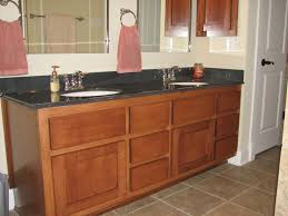 bathroom oak wood bathroom vanities ikea with double graff