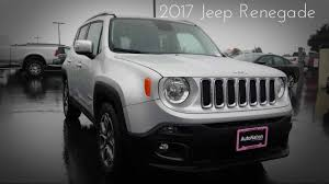 2017 jeep renegade 2017 jeep renegade limited 2 4 l 4 cylinder review youtube
