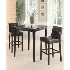 coaster furniture 102587 modern dining table in cappuccino