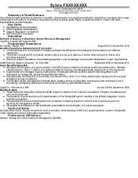 human resource resume exles human resource coordinator resume sales coordinator lewesmr