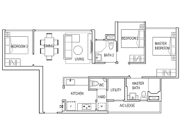 floorplan layout floorplan symphony suites floor plan layout project brochure