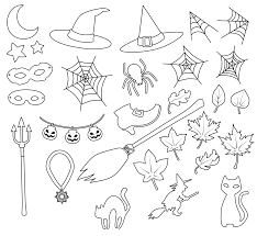 halloween stuff u2013 october halloween calendar