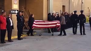 Cop Flag Orlando Police Carry Flag Draped Casket Of Fallen Officer