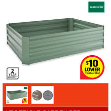 Aldi Garden Furniture Aldi Vegetable Garden Bed 29 10 Less Than Last Year Ozbargain
