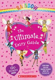 amazon com rainbow magic the ultimate fairy guide 9780545622172
