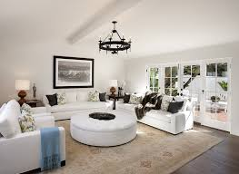 superb white spanish home interior design feat black rustic