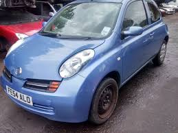 nissan micra for sale gumtree 2004 nissan micra k12 1 2 se 3dr blue manual t12 cornflower blue