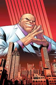 Wilson Fisk by Featuring Wilson Fisk The Kingpin Of Crime Marvel Earth 616