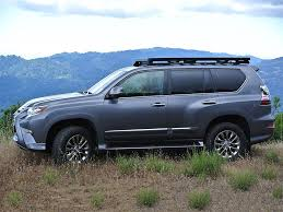 lexus used spares south africa lexus gx460 slimline ii roof rack kit by front runner