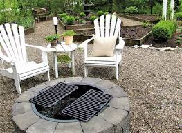 Fire Pit Outdoor Furniture by 10 Diy Backyard Fire Pits