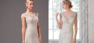 lace wedding gown a affair with embellished lace wedding dresses maggie