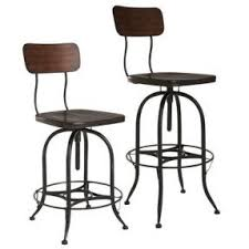 Pier One Bar Stool Wrought Iron Swivel Bar Stools Foter
