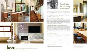 Home Design Magazine In by Koru Construction Ltd Custom Home Builder U0027s Blog Part 2