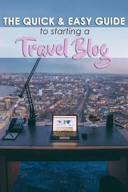 a quick u0026 easy guide to starting a travel blog polkadot passport