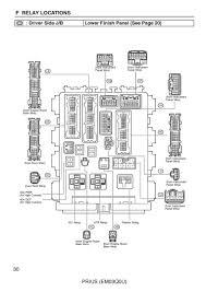 free 2007 toyota prius oem electrical wiring diagram