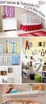 Craft Ideas For Baby Room - 30 diy ideas u0026 tutorials for a cute baby room
