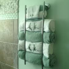 Bathroom Towel Tree Rack Best 25 Towel Storage Ideas On Pinterest Decorations For Home