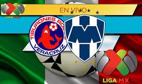 liga mx table 2017 veracruz vs monterrey score en vivo liga mx table