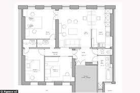 plan appartement 3 chambres 14 plans pour moderniser un appartement côté maison