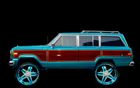 1991 jeep grand 1991 jeep grand wagoneer by raymondpicasso on deviantart