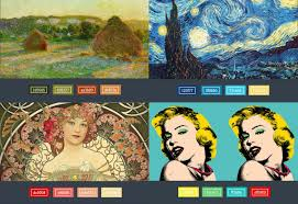 color theory tips and inspiration by canva