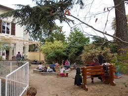 garde corps jardin début des travaux du jardin d u0027enfants école perceval