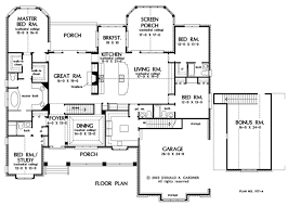 house plans with a basement basement floor plan of the clarkson house plan number 1117 dream