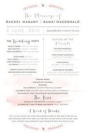 Newspaper Wedding Program Pin By Best Bride Wedding Planner On Wedding Day Newspaper