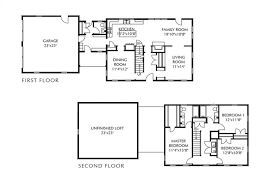 colonial home designs floor plans luxihome