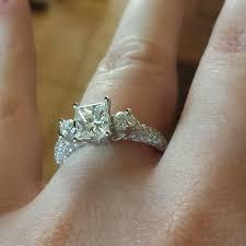 real engagement rings real engagement rings that will make smile wedding