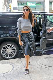 selena gomez casual gomez casual style out in nyc august 2015