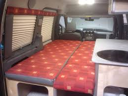 camper van layout small van camper conversions build a green rv