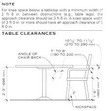 Dining Room Table Size For  Beautiful Dining Room Table Sizes - Dining room table height