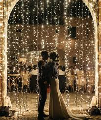 wedding backdrop with lights wedding light curtain backdrop fairy light wedding curtain backdrop