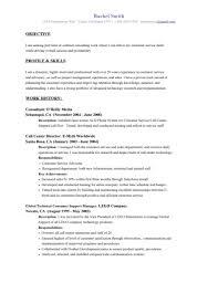 teaching resume exles objective customer service sles of resume objectives 8 teacher objective exles