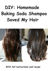 Should You Wash Your Hair Before Coloring - best 25 baking soda shampoo ideas on pinterest baking soda hair