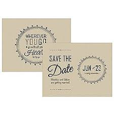save the dates cheap save the date cards the knot shop