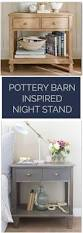 Diy Pottery Barn Inspired Sausalito Bedside Table Pottery Barn