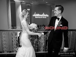 Wedding Decorators Cleveland Ohio Cleveland Wedding Dj Silver Grille And Brittany And Travis