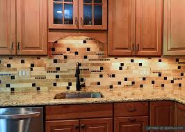 Glass Kitchen Tiles For Backsplash by Travertine Tile Backsplash Photos U0026 Ideas
