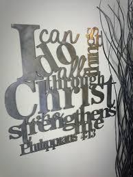 philippians 4 13 metal bible verse click the dimensions drop
