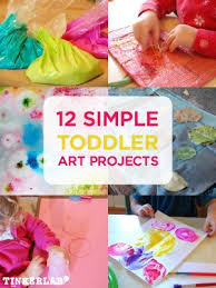 For Toddlers 12 Projects For Toddlers Tinkerlab